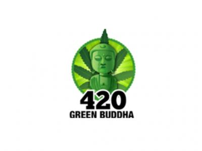 420 Green Buddha