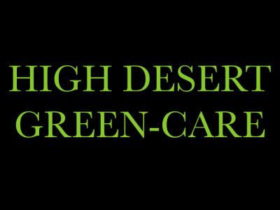 High Desert Green-Care