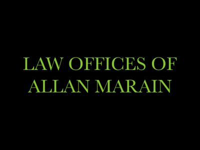 Law Offices of Allan Marain