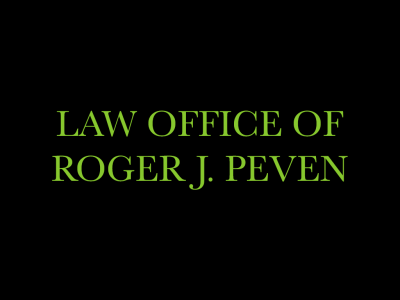 Law Office of Roger J. Peven