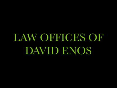 Law Offices of David Enos