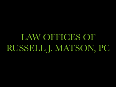 Law Offices of Russell J. Matson, PC
