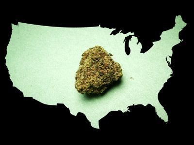 Top Cannabis Locations in the US or Each State