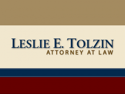 Leslie E. Tolzin, Attorney at Law