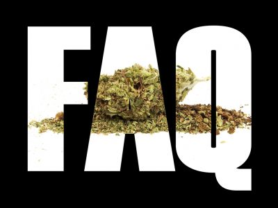 Frequently Asked Questions About Cannabis
