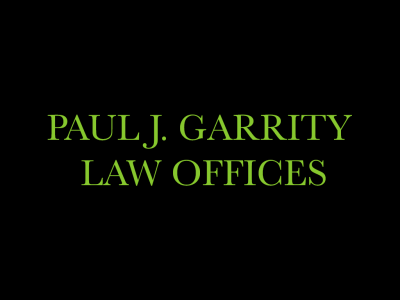 Paul J. Garrity Law Offices