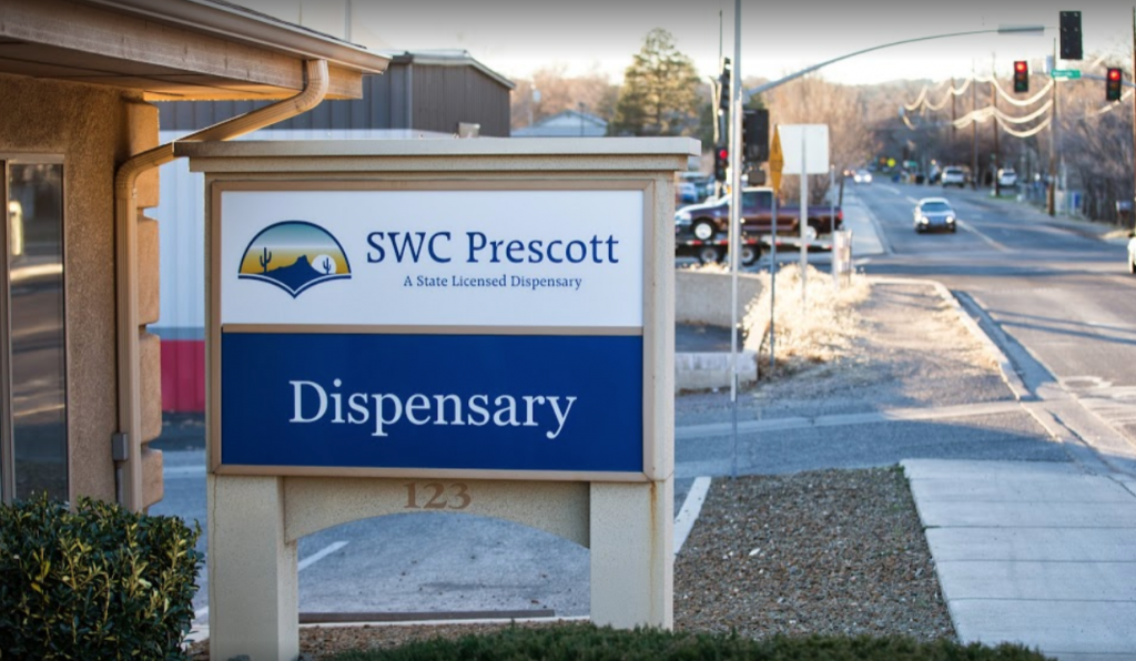 SWC Prescott   Dispensaries   Prescott, Arizona, US   Herban
