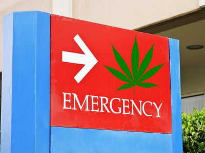 Can marijuana be a useful tool in the emergency room?