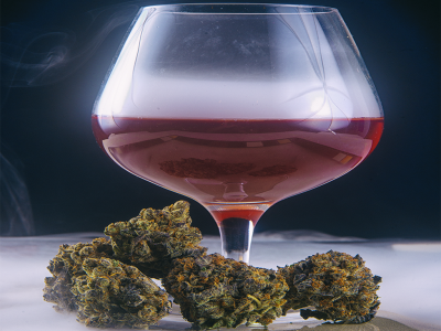 Pinot Sativa, Cannabis Blanc Anyone? Marijuana Infused Wine
