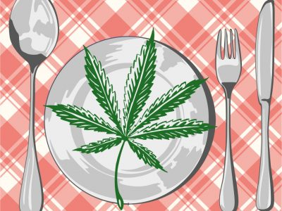 Cannabis Pairing with Food/Drinks/Seasonings
