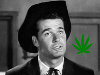 Was James Garner Pro-Marijuana?