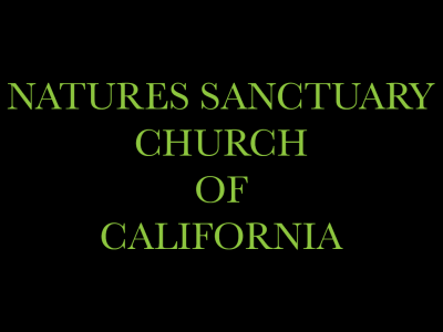 Natures Sanctuary Church of California