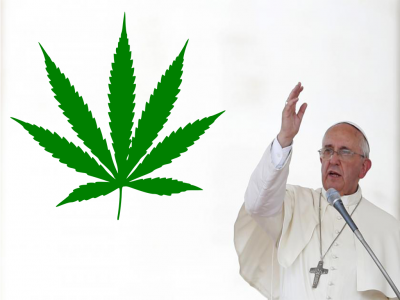 What Is Pope Francis Stance On Marijuana?
