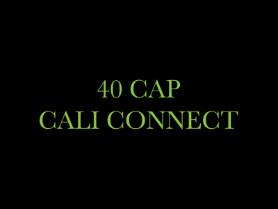 40 Cap Cali Connect