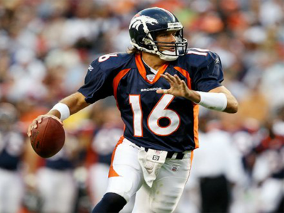 EX- NFL Quarterback Jake Plummer and Marijuana