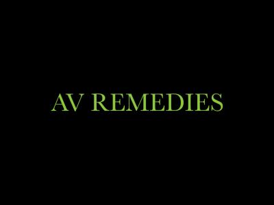 AV Remedies