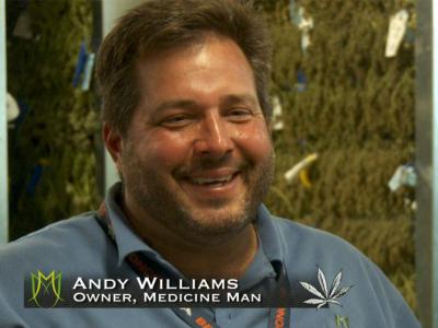 "Cannabis Trail""Blazer"" Andy Williams"