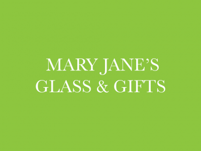 Mary Jane's Glass & Gifts - Williams Lake