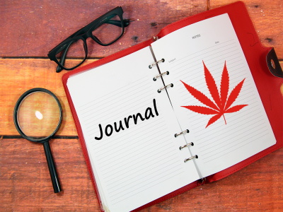 The Benefits of Cannabis Journaling