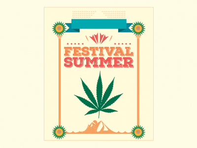 Summer Festivals for Stoners: Maine