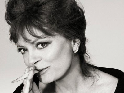 Marijuana and Susan Sarandon