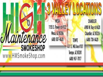 High Maintenance - Mesa