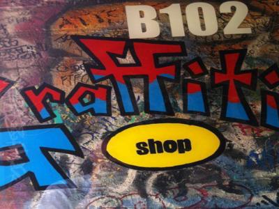 The Graffiti Shop