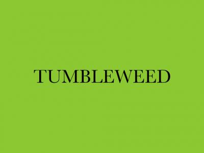 Tumbleweed - Parachute