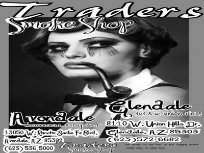 Trader's Smoke Shop - Glendale