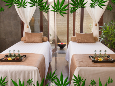 How Can Cannabis Compliment a Massage?