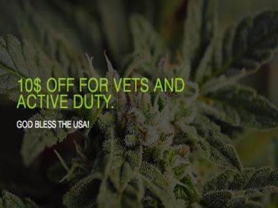 Veteran's Discount