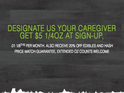 Caregiver Special