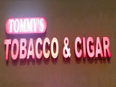 Tommy's Tobacco Shop
