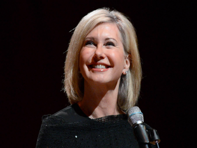 Olivia Newton-John is Fighting Cancer with Cannabis