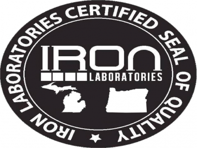 Iron Laboratories - Oregon
