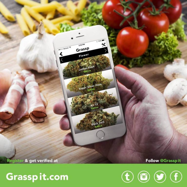 Grassp | Marijuana Delivery Services | San Diego, California