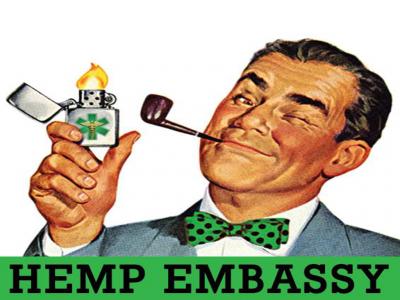 Nimbin Hemp Embassy