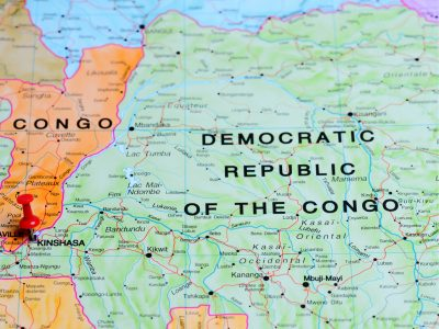 Selling Cannabis Deep in the Democratic Republic of Congo