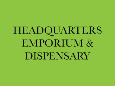 Headquarters Emporium and Dispensary