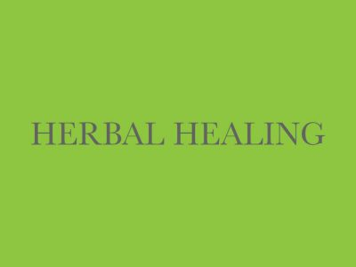 Herbal Healing - Port Orchard