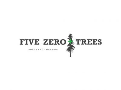 Five Zero Trees - Cannon Beach