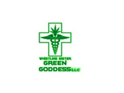 Whistling Sister Green Goddess