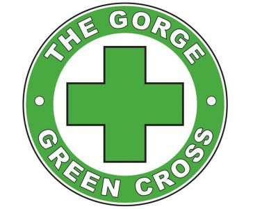 The Gorge Green Cross