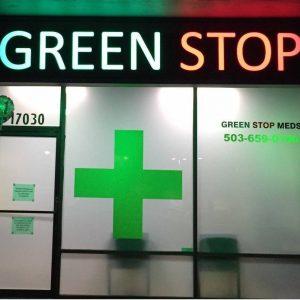 Green Stop Meds