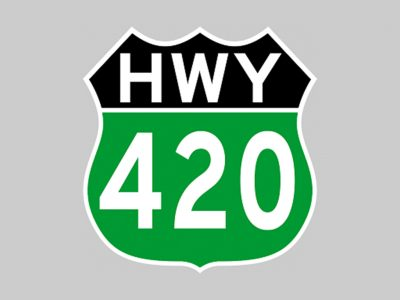 HWY 420